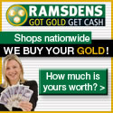 Free pack to get cash for old or unwanted Gold jewellery