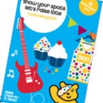 Free Children In Need fundraising pack