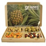 Free healthy snack Graze box