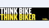 Free THINK BIKER sticker