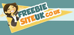 Like FreebieSiteUK on Facebook for your chance to win