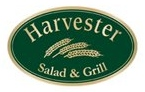 Harvester Restaurants vouchers