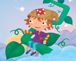 Personalised Jack & The Beanstalk children's story