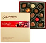 Free Thorntons Classic Collection Chocolates