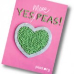 """Yes More Peas"" recipe book"