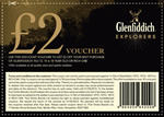 Glenfiddich 2 money off voucher