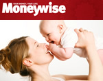 Free Financial guide to having a baby from Moneywise