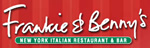Frankie and Benny's vouchers