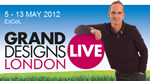 Free tickets for Grand Designs Live 2012 at London ExCel
