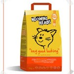 Free Meowing Heads cat food samples