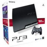 PS3 Slim 160GB for 121.59