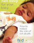 Free Safe Sleep guide for your baby