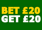 Free 20 bet on the Grand National with a 20 bet at Paddy Power