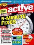Free copy of Computer Active magazine
