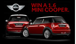 Win a Mini Cooper car