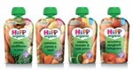 Free HiPP Organic baby pouch