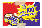 Win 100 Creme Eggs