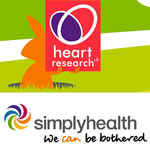 Heart Research UK donation