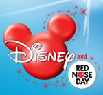 Free £1 Red Nose Day donation from Disney