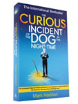 "Free copy of ""The Curious Incident of the Dog in the Night-Time"" book"