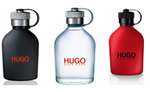 Free Hugo Boss samples for men