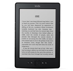 Kindle for £59 on Monday 4th February