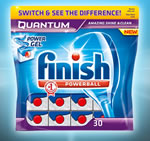 Free Finish Quantum Power Gel tablets