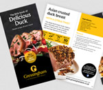 Free Delicious Duck recipe book