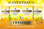 Twinings Everyday tea sample