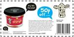The Collective yoghurt voucherr