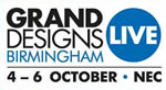 Free Grand Designs Live tickets 2013