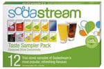 Sodastream sample pack