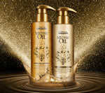 L'Oreal Mythic Oil Souffle d'Or shampoo and conditioner