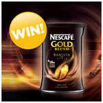 Nescafé Gold Blend Barista Style coffee
