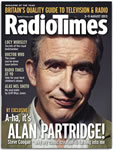 Free copy of Radio Times magazine