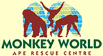 Free entry into Monkey World