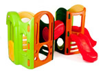Win Little Tikes 8−in−1 Playground
