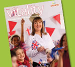 Flora Vitality magazine and coupon