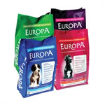 Europa dog food
