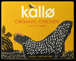 Kallo organic chicken stock