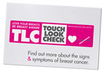 Free Breast Cancer Touch Look Check guide