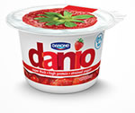 Printable Danio yogurt voucher