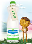 Free Milk Friday from Cravendale