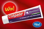 Colgate Maximum Cavity Protection plus Sugar Acid Neutraliser