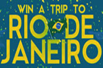 Win 5 night trip to Rio