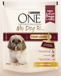 Purina One My Dog Is sample