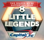 4,000 footballs to be won from Capital One Little Legends