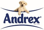 Andrex puppy stickers
