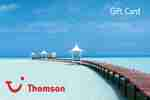 Win Thomson Holidays £2000 gift card