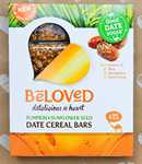 Beloved 4 pack cereal bars money off voucher